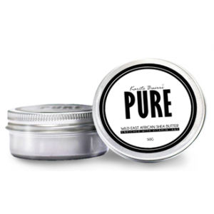 Buy Karite Buerre Pure Wild East African Shea Butter - Nykaa
