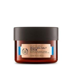 Buy The Body Shop Spa Of The World Dead Sea Salt Scrub - Nykaa