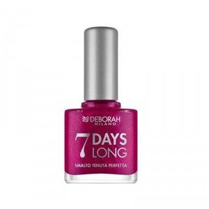 Buy Deborah 7 Days Long Nail Enamel - Nykaa