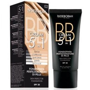 Buy Deborah BB Cream 5In1 Foundation - Nykaa