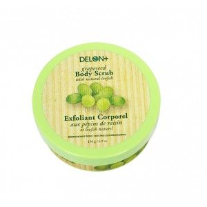 Buy Delon Grape Seed Body Scrub - Nykaa