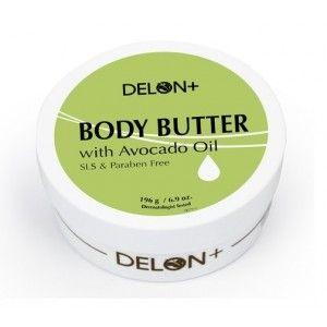 Buy Delon Avocado Oil Body Butter - Nykaa