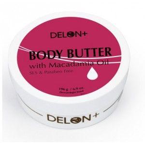 Buy Delon Macadamia Oil Body Butter - Nykaa