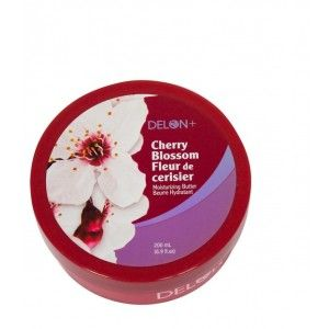 Buy Delon Cherry Blossom Body Butter - Nykaa