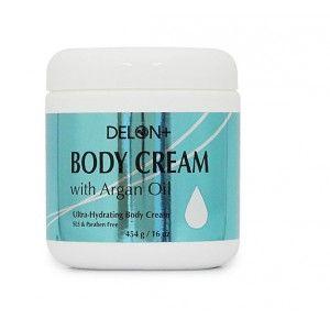 Buy Delon Argan Oil Body Cream  - Nykaa