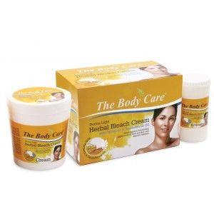 Buy The Body Care Derma Light Herbal Bleach Cream - Nykaa