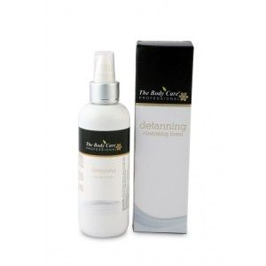 Buy The Body Care Detanning Cleansing Foam - Nykaa