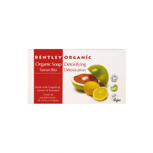Buy Bentley Organic Detoxifying Soap - Nykaa