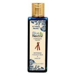 Buy Blue Nectar Devtvakadi Cinnamon Back & Joint Oil - Nykaa