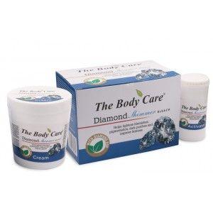 Buy The Body Care Diamond Shimmer Bleach Cream - Nykaa