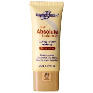Buy Diana Of London Absolute Stay Foundation Tube - Nykaa