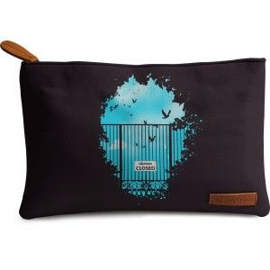 Buy DailyObjects Door To Heaven Carry-All Pouch Medium - Nykaa