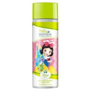 Buy Biotique Disney Baby Girl Bio Morning Nectar Nourishing Lotion - Nykaa