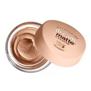 Buy Maybelline New York Dream Matte Mousse Foundation - Nykaa