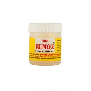 Buy Dr. Vaidya's Rumox Pain Balm - Nykaa