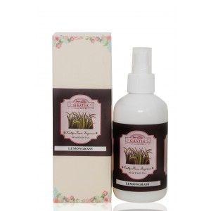 Buy Gratia Lemon Grass Room Fragrance - Nykaa