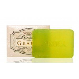 Buy Gratia Rooh- Khus Soap - Nykaa