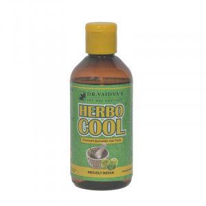 Buy Dr. Vaidya's Herbocool Oil - Nykaa