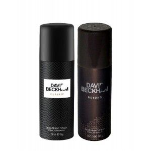 Buy David Beckham Pack Of 2 - Classic And Beyond - Nykaa