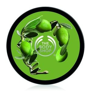 Buy The Body Shop Olive Body Butter - Nykaa