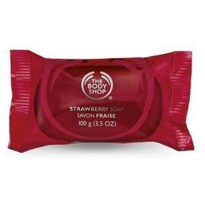 Buy The Body Shop Strawberry Soap - Nykaa