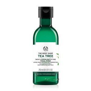 Buy The Body Shop Tea Tree Skin Clearing Mattifying Toner - Nykaa