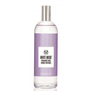 Buy The Body Shop White Musk Brume Parfumee Fragrance Mist - Nykaa