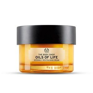 Buy The Body Shop Oils Of Life Intensely Revitalizing Cream - Nykaa