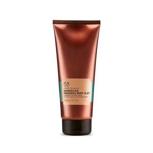 Buy The Body Shop Spa Of The World Moroccan Rhassoul Body Clay - Nykaa