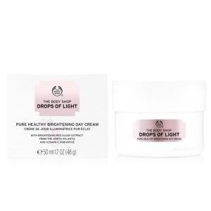 Buy The Body Shop Drops Of Light Brightening Day Cream - Nykaa