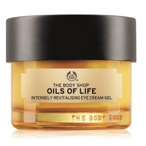 Buy The Body Shop Oils Of Life Intensely Revitalising Eye Cream-Gel - Nykaa