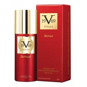 Buy Versace 19.69 Italia Electrique Perfumed Spray For Men - Nykaa