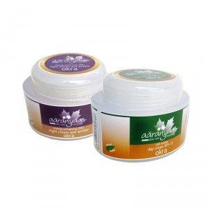 Buy Aaranyaa Energy Enhancing (Ee) Anti-Wrinkle Night Cream + Free Aaranyaa Cell Renew Day Cream - Spf 15 - Nykaa