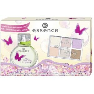 Buy Essence Like A First Day In Spring Gift Set - Nykaa