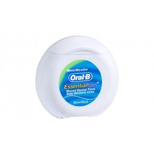 Buy Oral-B Essential Floss Cavity Defense - Nykaa