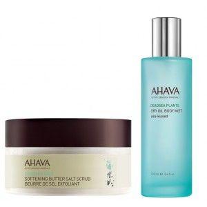 Buy AHAVA Exfoliate Combo For Dry Skin - Nykaa