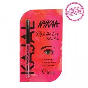 Buy Nykaa Rock the line Kajal Eyeliner - Nykaa