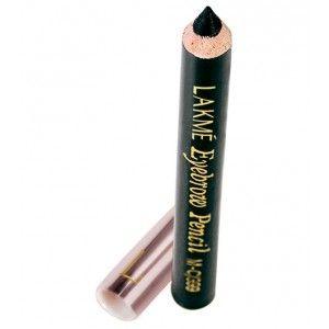 Buy Lakme Black EyeBrow Pencil - Nykaa