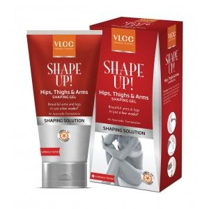 Buy VLCC Shape Up Hips, Thighs & Arms Shaping Gel - Nykaa