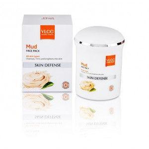 Buy VLCC Skin Defense Mud Face Pack - Nykaa