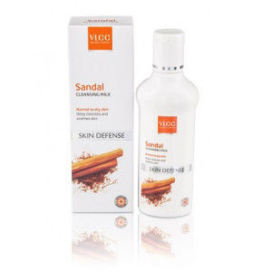 Buy VLCC Sandal Cleansing Milk - Nykaa