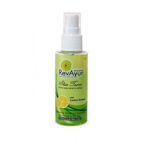 Buy RevAyur Skin Toner With Lemon Extract - Nykaa