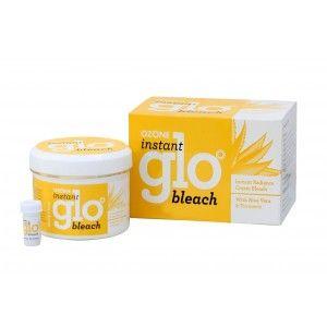Buy Ozone Ayurvedics Instant Glo Bleach - Nykaa
