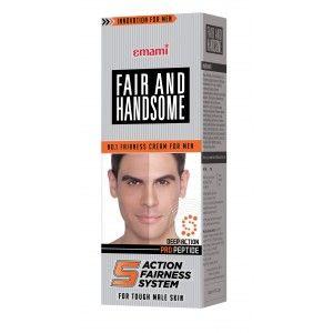 Buy Fair & Handsome Fairness Cream - Nykaa