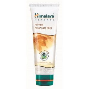 Buy Himalaya Herbals Fairness Kesar Face Pack - Nykaa
