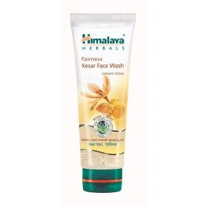 Buy Himalaya Herbals Fairness kesar Face Wash - Nykaa
