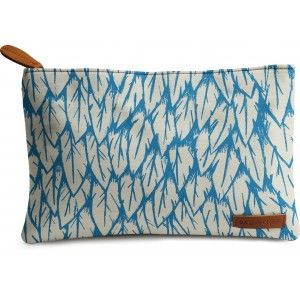 Buy DailyObjects Feathered Fringe Carry-All Pouch Medium - Nykaa