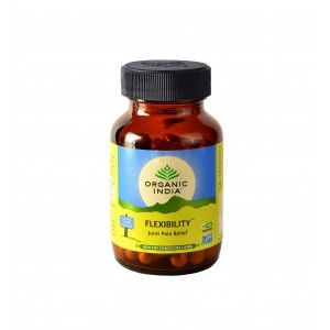 Buy Organic India Flexibility - Nykaa