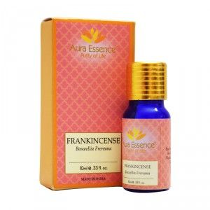 Buy Aura Essence Pure Frankincense Essential Oil - Nykaa