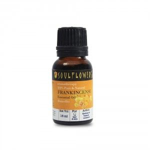 Buy Soulflower Frankincense Essential Oil - Nykaa